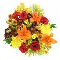 Seasonal Color's Bouquet